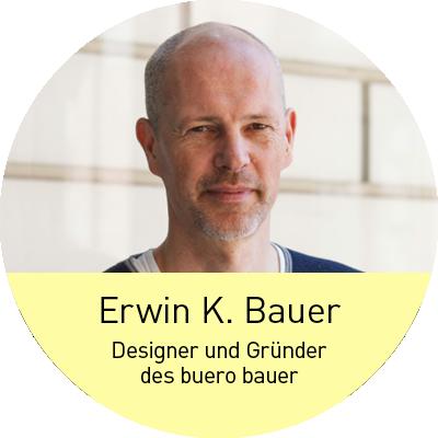 Portrait Erwin K. Bauer