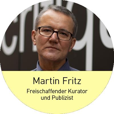 Portrait Martin Fritz