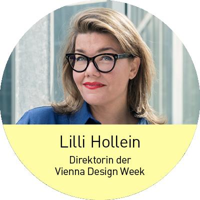Portrait Lilli Hollein