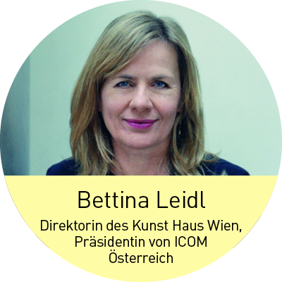 Portrait Bettina Leidl
