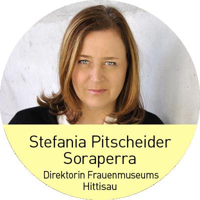 Portrait Stefania Pitscheider Soraperra