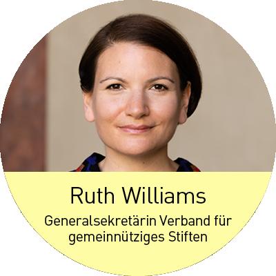 Portrait Ruth Williams