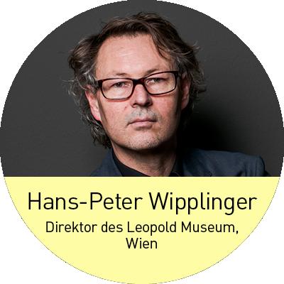 Portrait Hans-Peter Wipplinger