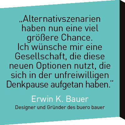 Zitat Erwin Bauer