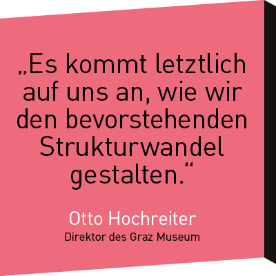 Zitat Otto Hochreiter