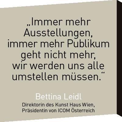 Zitat Bettina Leidl
