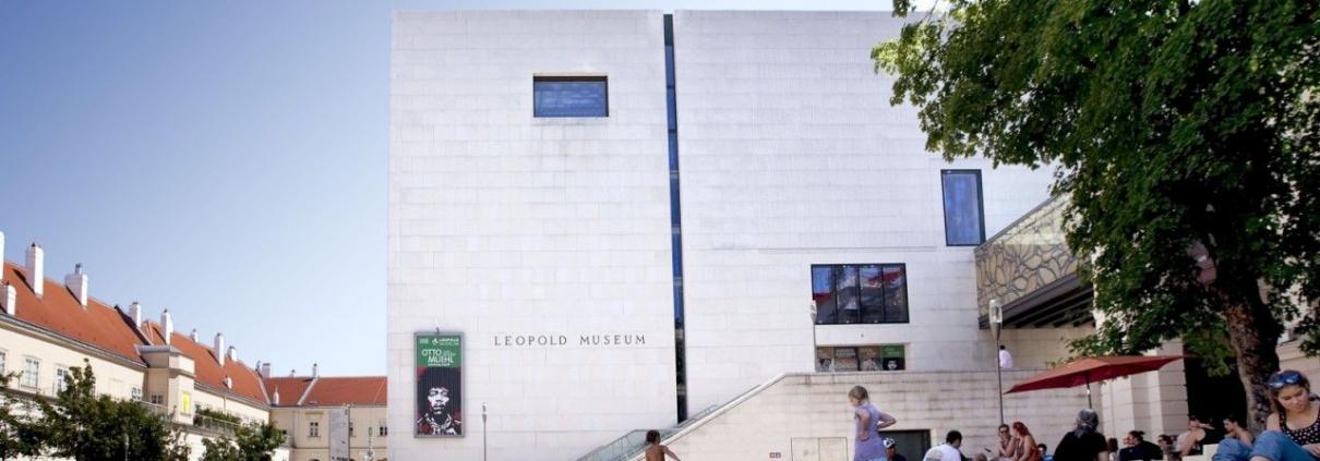 Leopold Museum, Wien (Foto Julia Spicker)